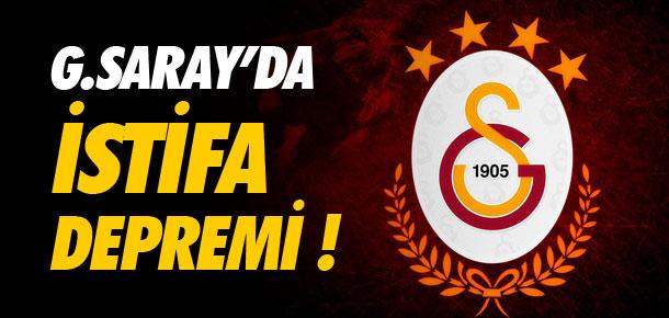 Galatasaray'da Alp Yalman depremi !