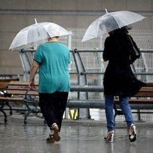 Sıcaktan bunalanlara yağış müjdesi !