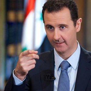 Esad'a gece yarısı büyük şok !