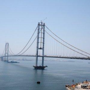 Osmangazi Köprüsü 3 gün sonra açılıyor