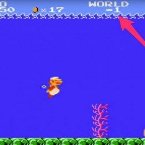 Süper Mario'nun o sırrı yıllar sonra ortaya çıktı !