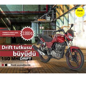 Temmuz Ayına Özel Lansman Fiyatıyla: Yeni 150 MH Drift