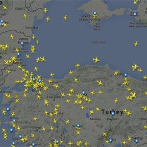 Saldırı sonrası hava trafiği kilitlendi !