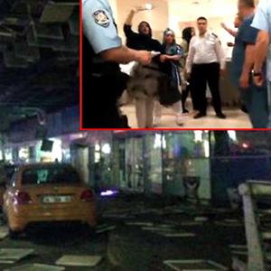Patlamada eşi yaralanan kadın böyle isyan etti