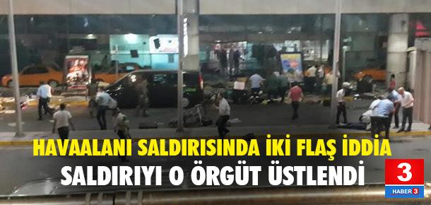 Atatürk Havaalanı saldırısını IŞİD üstlendi