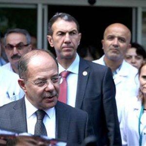 Sağlık Bakanı'ndan yaralı açıklaması