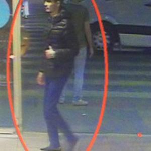 Havalimanını kana bulayan terörist kamerada !