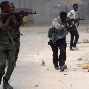 Somali'de terör saldırısı: 18 ölü