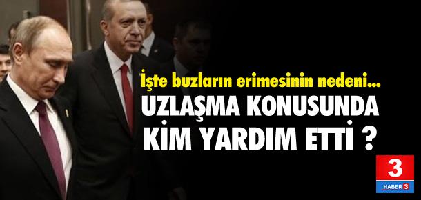 Erdoğan ile Putin için arabuluculuk yaptı