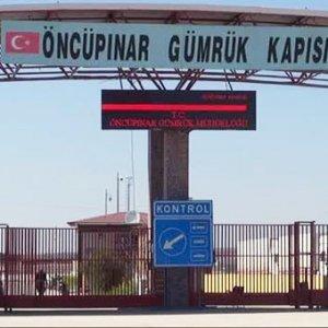 Kilis'te 5 IŞİD'li yakalandı !