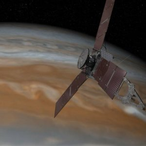 Ve Juno Jüpiter'e yaklaştı !