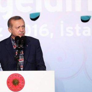 Erdoğan: ''Kusura bakmasınlar, herkes yerini bilecek''