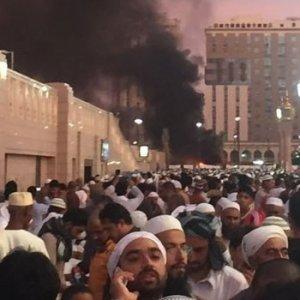 Suudi Arabistan'da bombalı saldırı !
