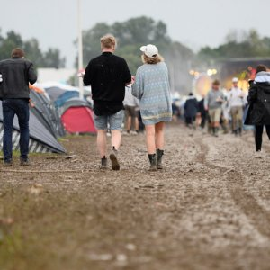 Festivalde tecavüz rezaleti