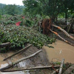 Ordu'da sel felaketi: 2 ölü 1 kayıp