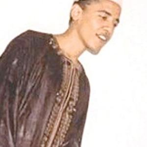 Obama'nın fotoğrafı olay oldu