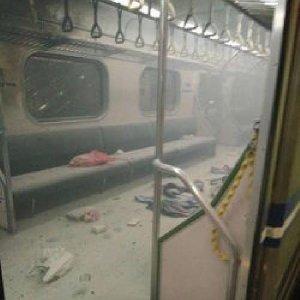 Yolcu treninde patlama: 24 yaralı