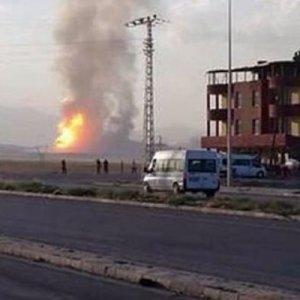 Ağrı'da hain patlama ! 1 çocuk öldü