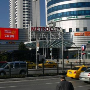 Yine Metrocity yine olay