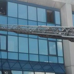 İstanbul Otogarı'nda yangın paniği !