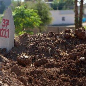 Onlarca PKK'lı kimsesizler mezarlığına gömüldü !