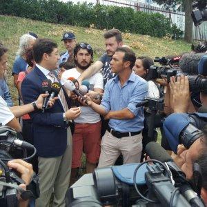 """Murat Hazinedar'dan """"Ihlamur Parkı'' açıklaması"""