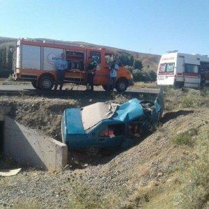 Yozgat'ta katliam gibi trafik kazası: 5 ölü