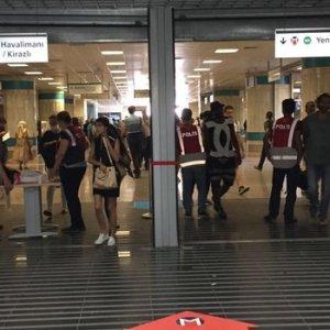 İstanbul'da üst düzey güvenlik alarmı !