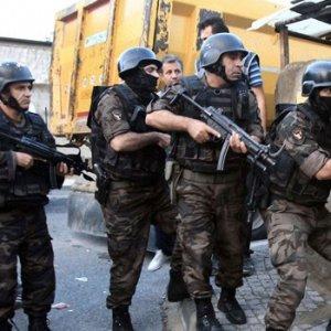 Mardin kırsalında dev operasyon