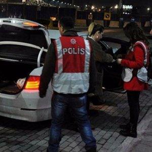 İstanbul'da binlerce polisle asayiş uygulaması !