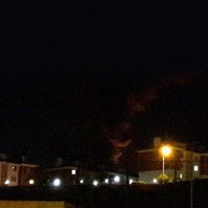 Ankara'da 2 adet patlama oldu ! Görüntüler şok etti...
