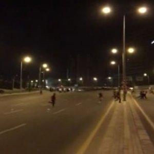 Cumhurbaşkanlığı Sarayı'ndan helikoptere ateş açıldı
