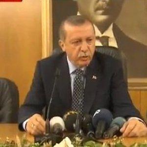 Erdoğan İstanbul'da: ''Sabırlı olun...''
