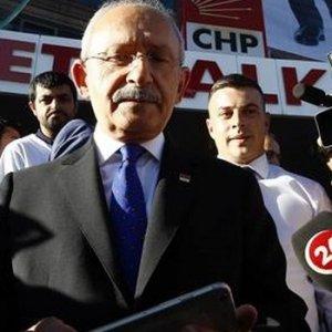 Kılıçdaroğlu Ankara'ya gidiyor !
