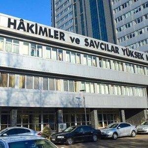 HSYK AÇIKLADI ! 2 BİN 745 HAKİM AÇIĞA ALINDI