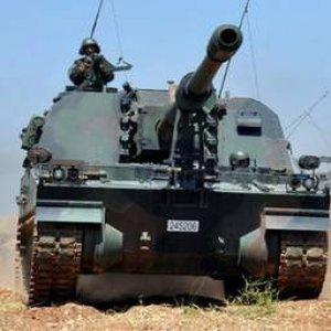 Konya'ya götürülmek istenen 8 obüs tankına el konuldu