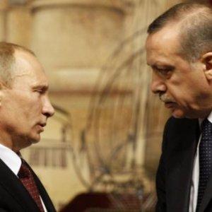 Putin'den Erdoğan'a telefon !