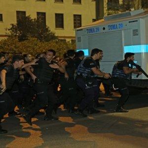 İstanbul Emniyeti'nden 'vurun' talimatı