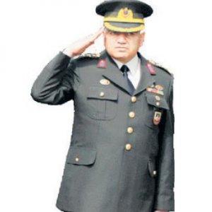 Antalya İl Kandarma Komutanlığı'na o isim getirildi