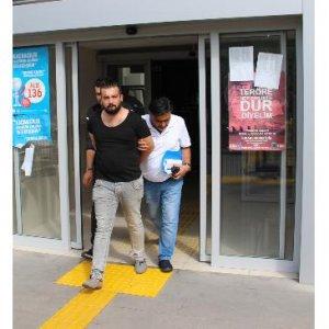 Darbeye destek veren kişi tutuklandı