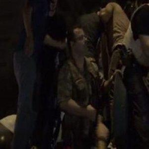 Tankın üzerindeki emniyet müdürü tutuklandı