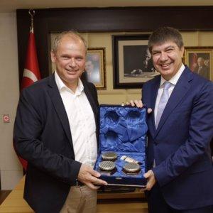 ''Antalya ile kalitede rekabet edilemez''