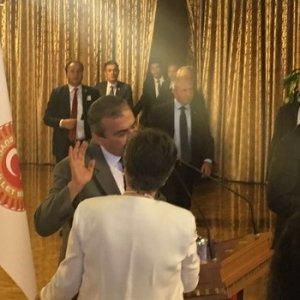 Meclis'te ''Sayın Öcalan'' gerilimi