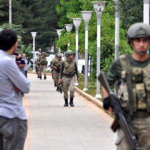 Jandarma Özel Harekat böyle karşılandı