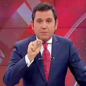 Fatih Portakal gözaltına alındı