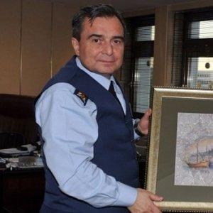 Korgeneral gözaltına alındı