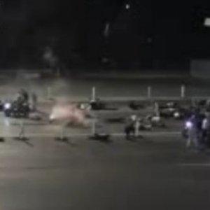 Darbeci askerler Boğaz Köprüsü'nde böyle ateş açtı