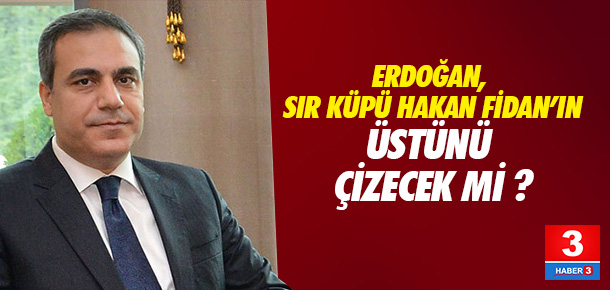 Ankara bunu konuşuyor: Hakan Fidan ne olacak ?