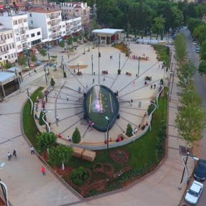 Gaziantep'in yeni meydanına ''Milli İrade Meydanı'' adı verildi