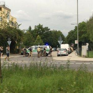 Almanya'da silahlı saldırı !